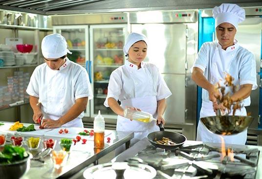 Cocinas industriales en Cuenca