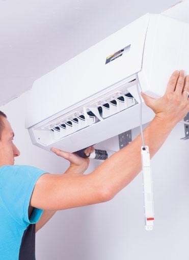 equipos de climatización en Cuenca